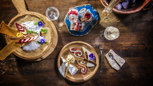 Dessert dell'Agriturismo Bon Tajer