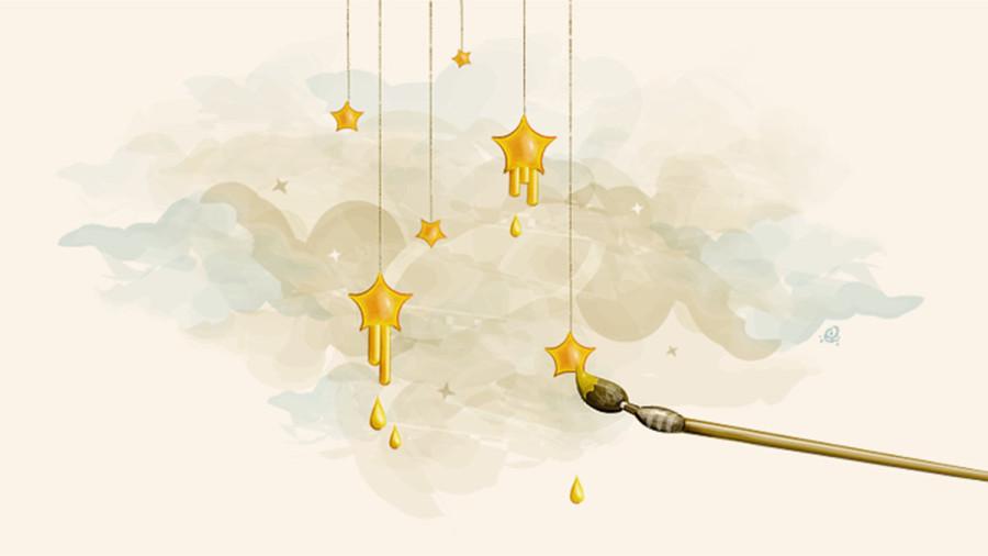 Attiva da oggi per 7 giorni l'asta Ebay di beneficenza per la collezione Painted Stars